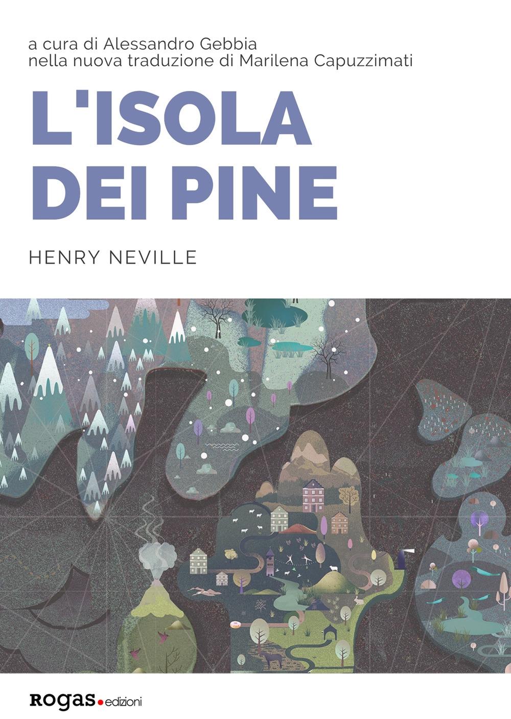 L'isola dei Pine. Ediz. inglese e italiana