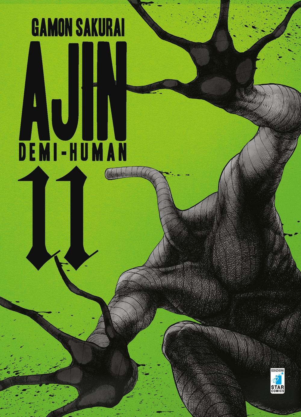 Ajin. Demi human. Vol. 11