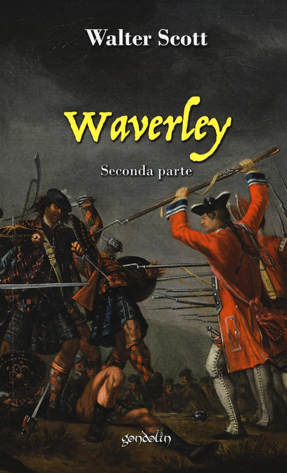 Waverley. Vol. 2: Seconda parte