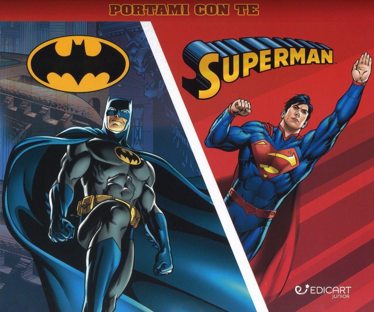 Batman e Superman. Valigetta delle sorprese