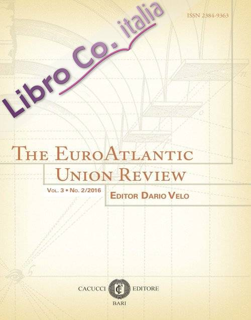 The EuroAtlantic union review (2016). Vol. 3/2