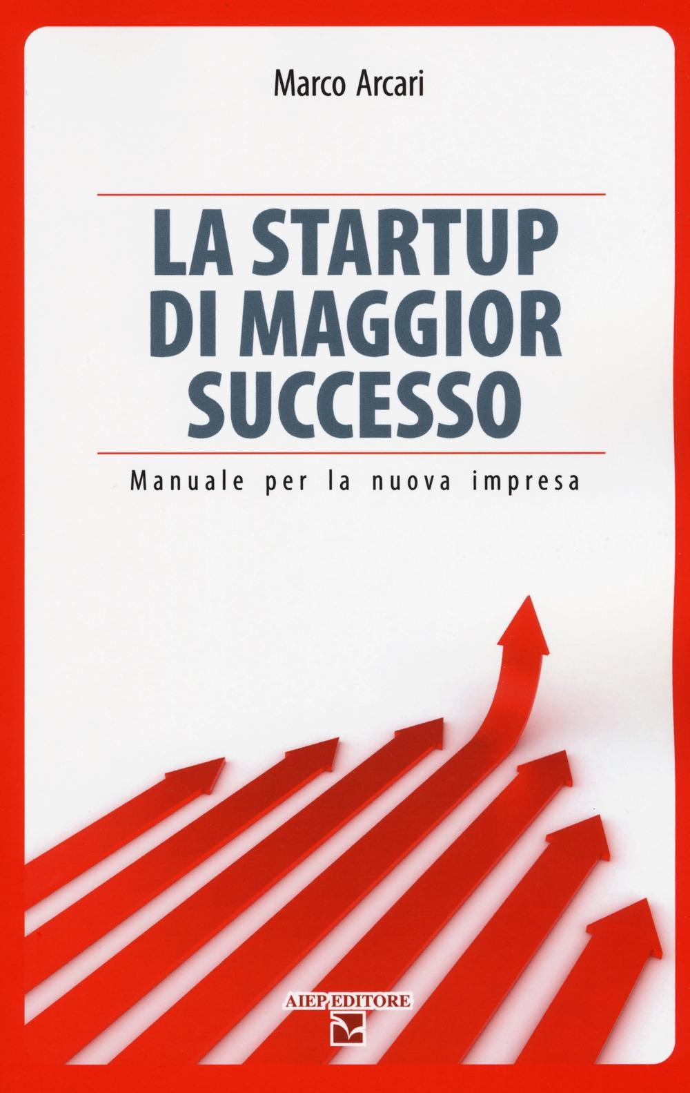 La startup di maggior successo. Manuale per la nuova impresa