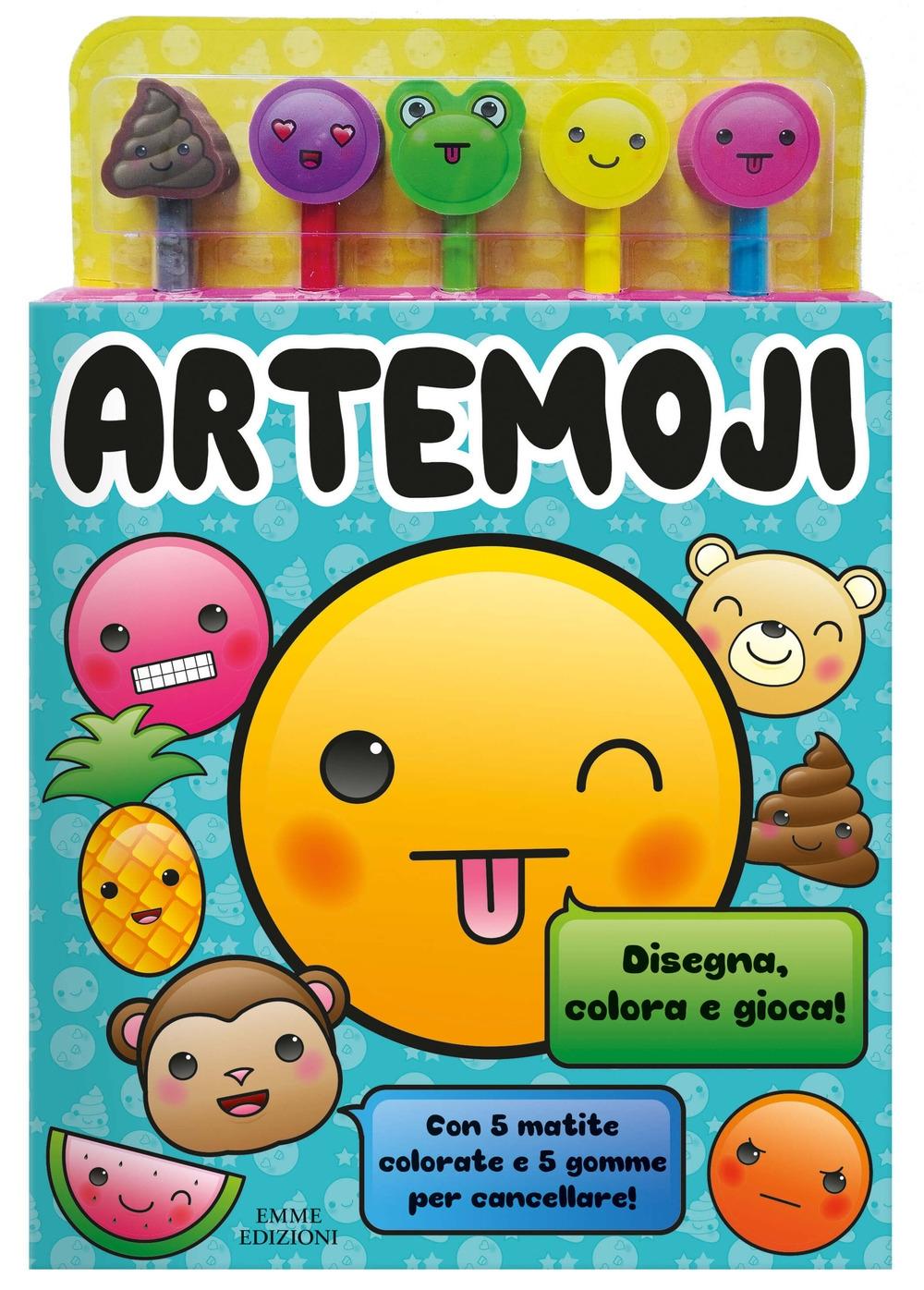 Artemoji. Con gadget