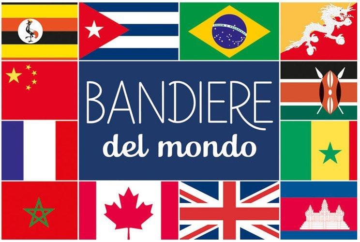 Bandiere del mondo. Ediz. a colori