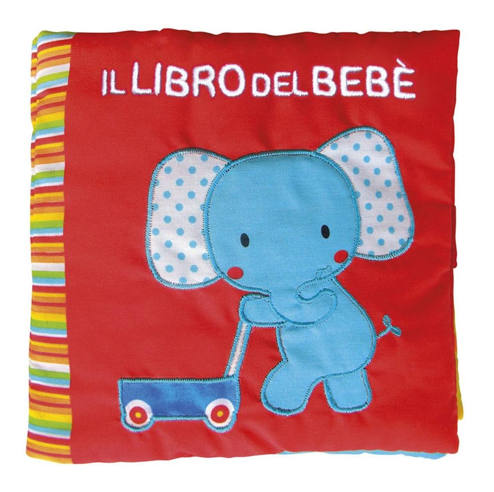 Il libro del bebè. Elefante. Ediz. a colori