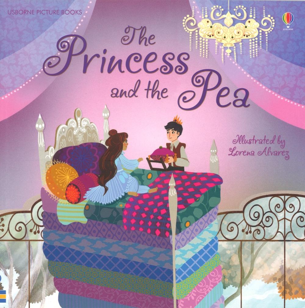 The princess and the pea. Ediz. a colori