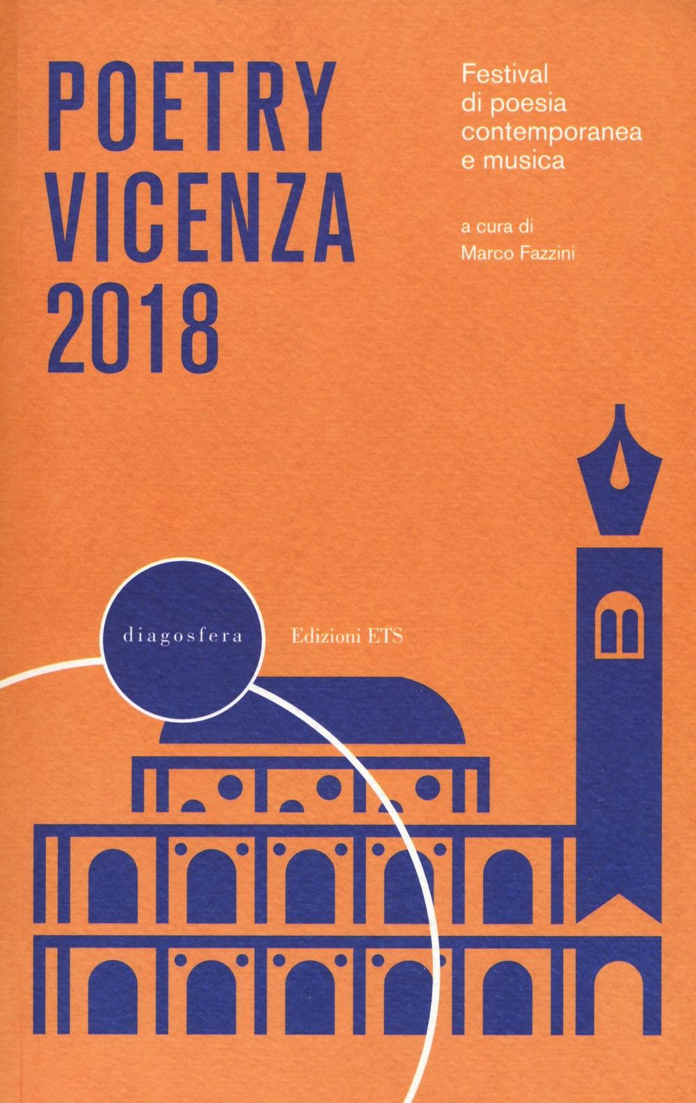 Poetry Vicenza 2018. Rassegna di poesia contemporanea e musica