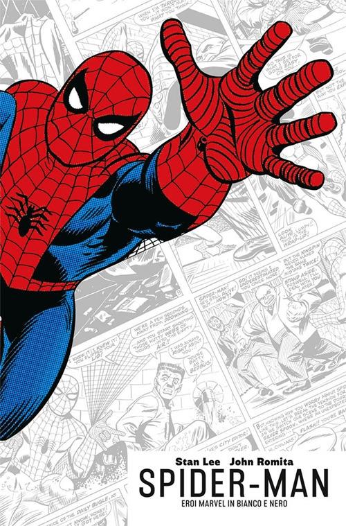 Spider-Man. Eroi Marvel in bianco e nero