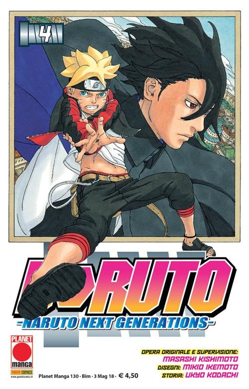 Boruto. Naruto next generations. Vol. 4