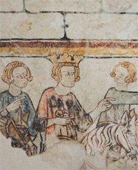 Carlo Magno va alla guerra. Le pitture del Castello di Cruet e il Medioevo Cavalleresco tra Italia e Francia