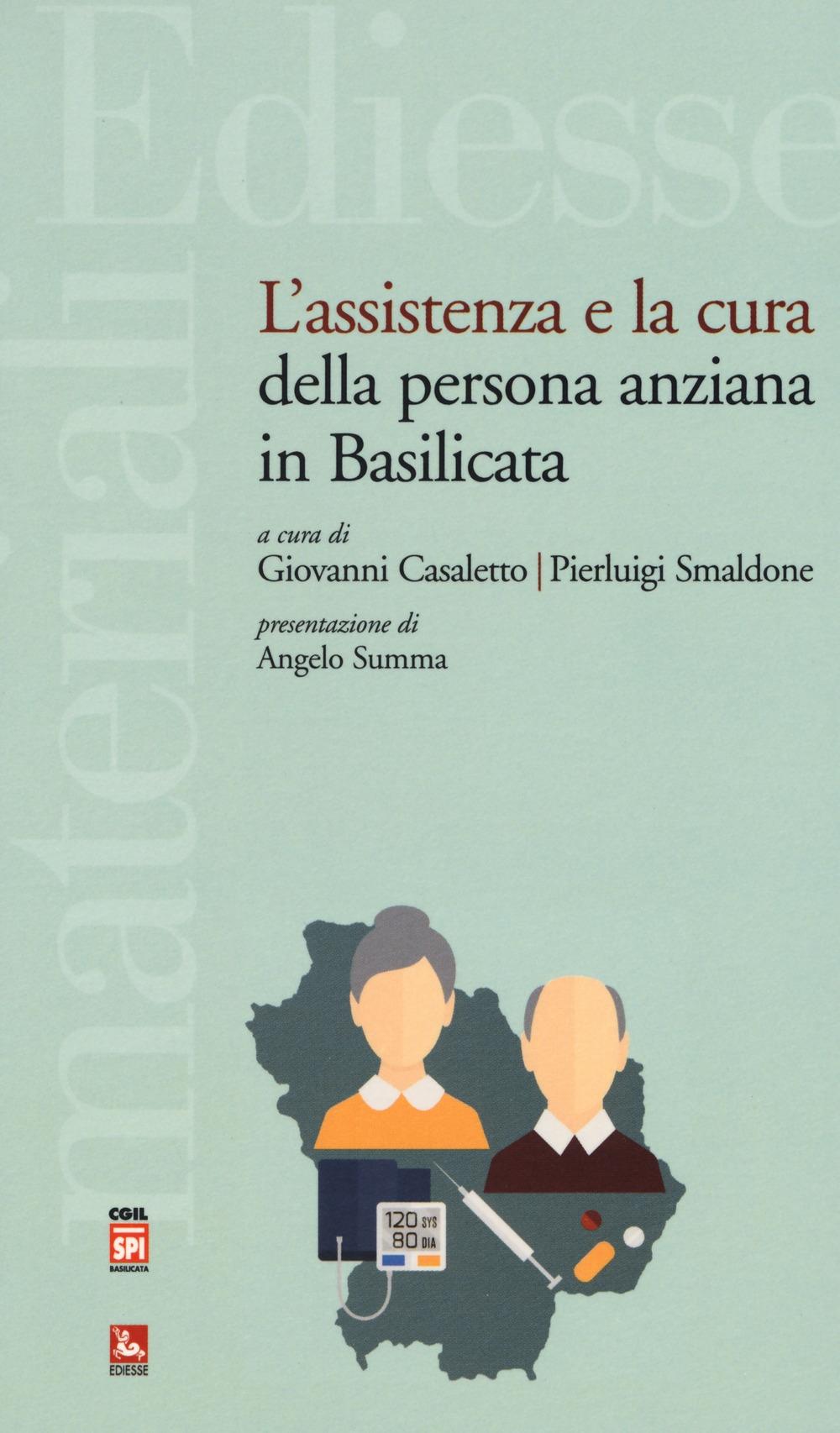 L'assistenza e la cura della persona anziana in Basilicata
