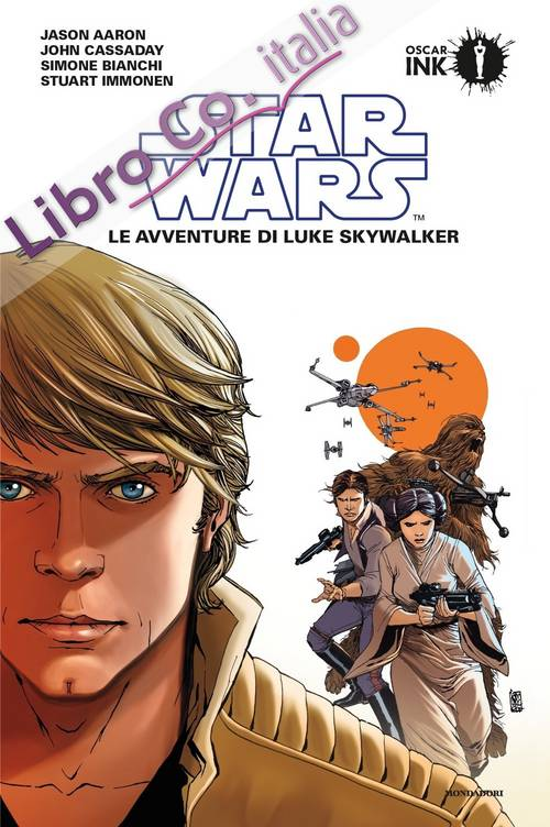 Le avventure di Luke Skywalker. Star Wars. Vol. 1