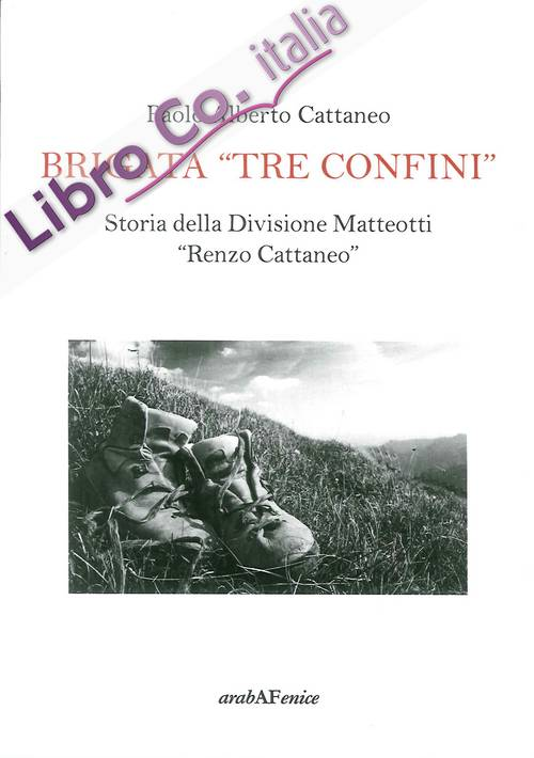 Brigata «Tre confini». Storia della Divisione Matteotti «Renzo Cattaneo»