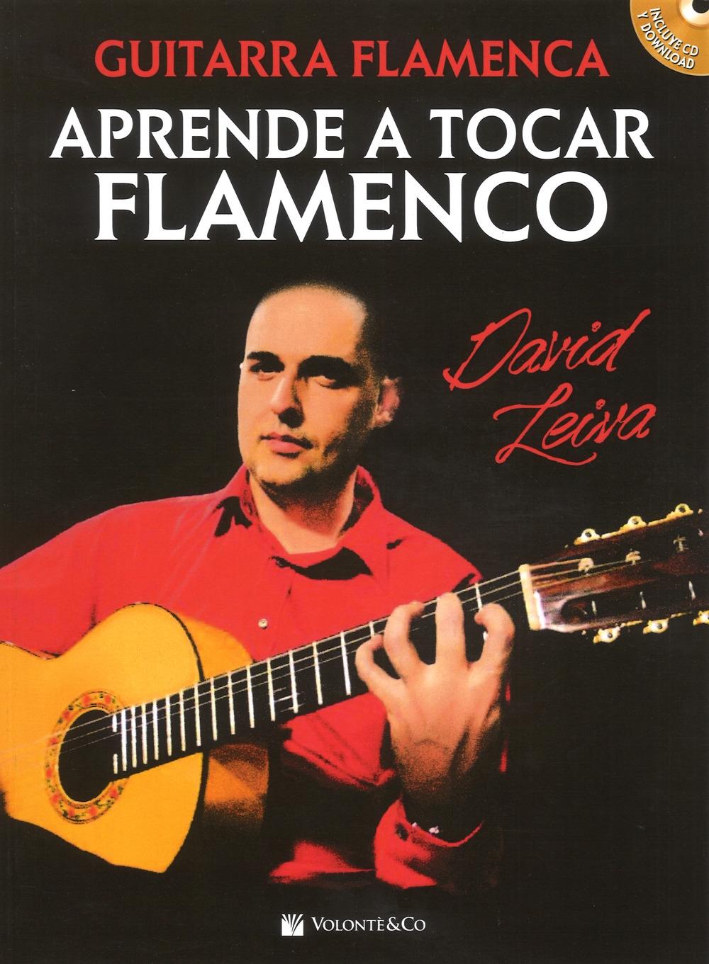 Guitar flamenca. Aprende a tocar flamenco. Con CD-Audio