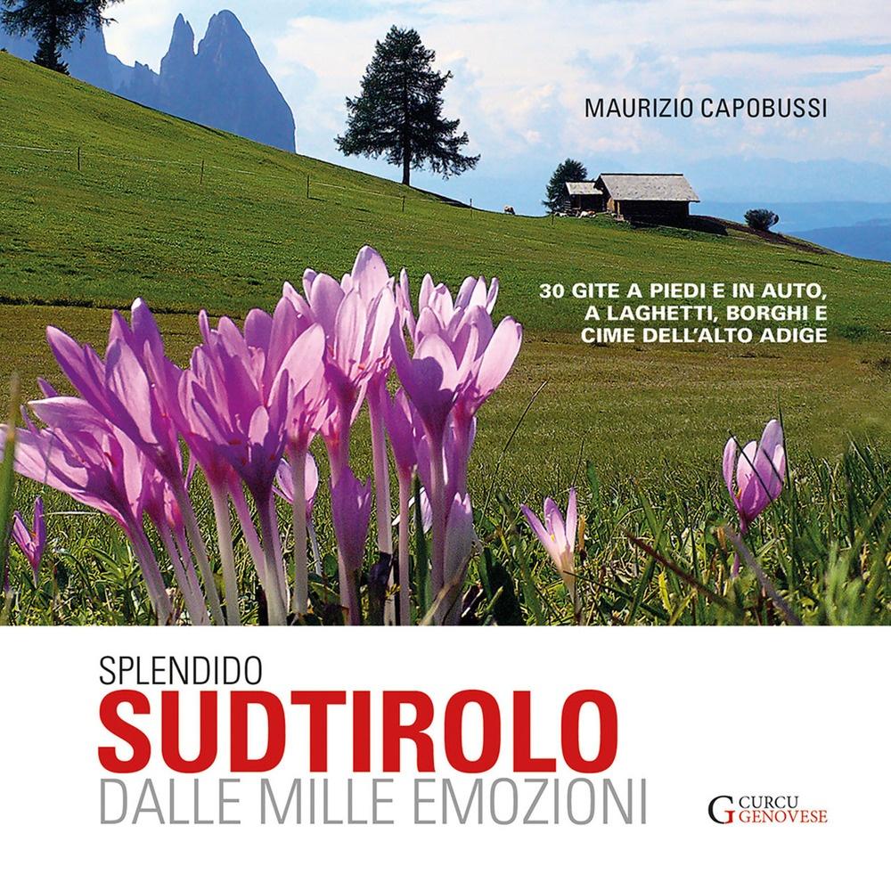 Splendido Sudtirolo dalle mille emozioni. 30 gite a piedi e in auto, a laghetti, borghi e cime dell'Alto Adige
