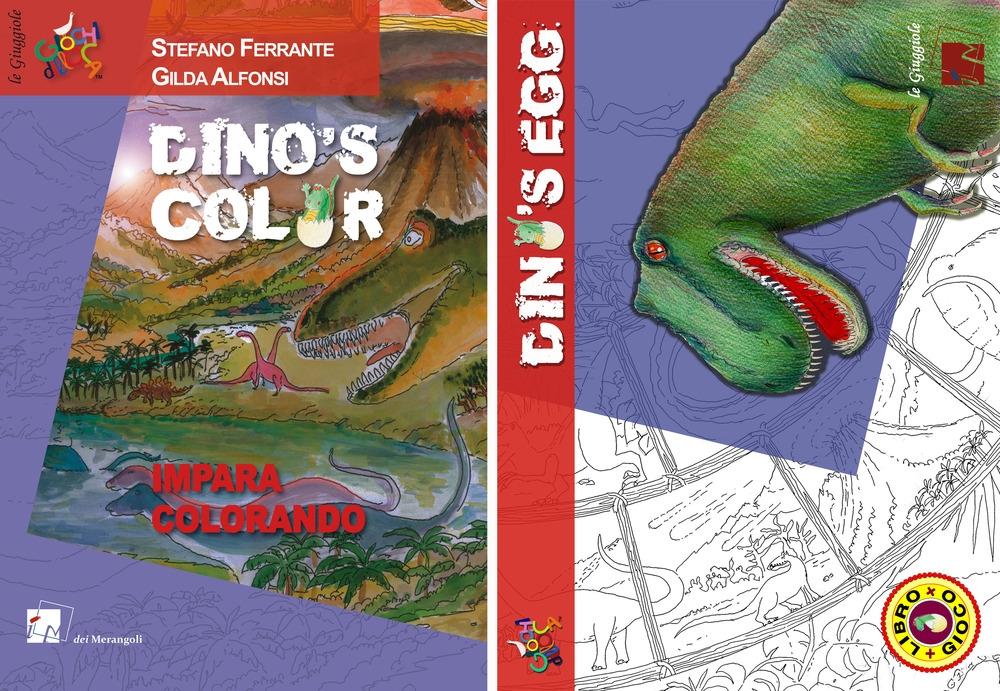 Dino's egg. Libro + Gioco