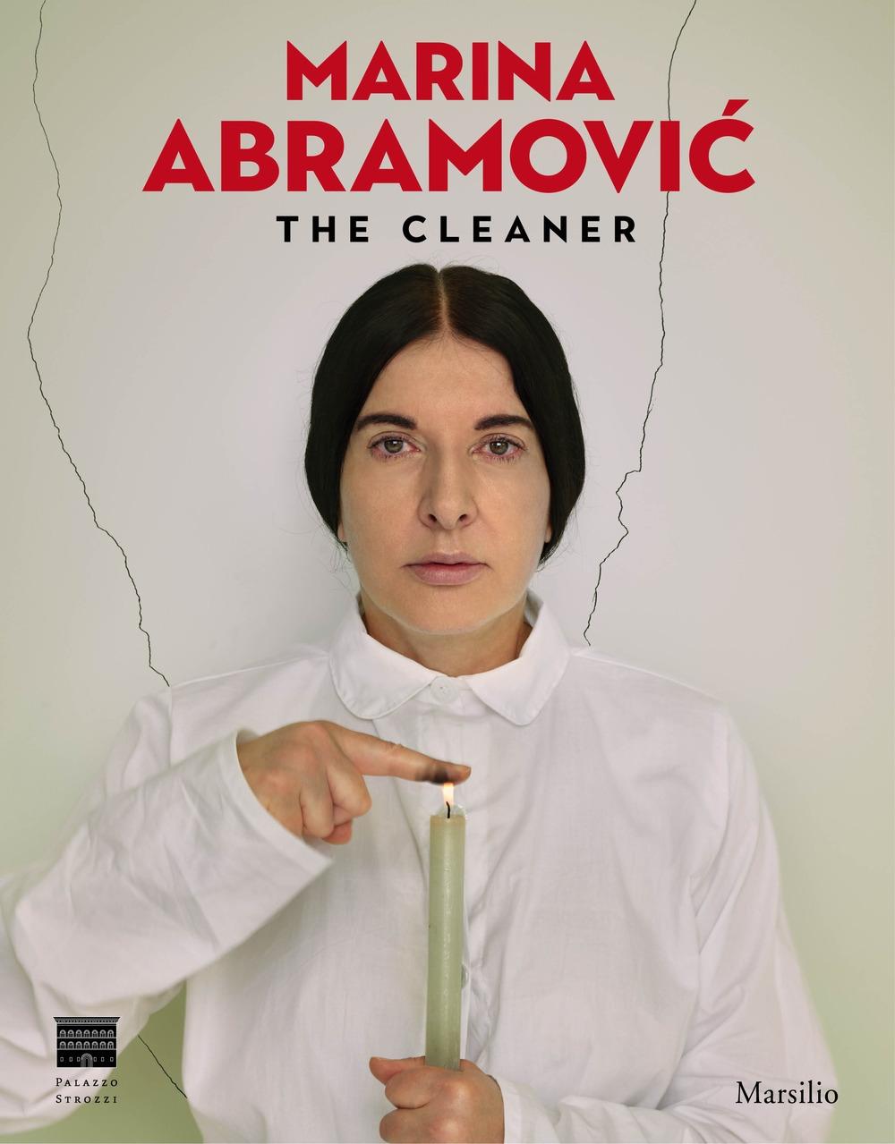 Marina Abramovic. The Cleaner.