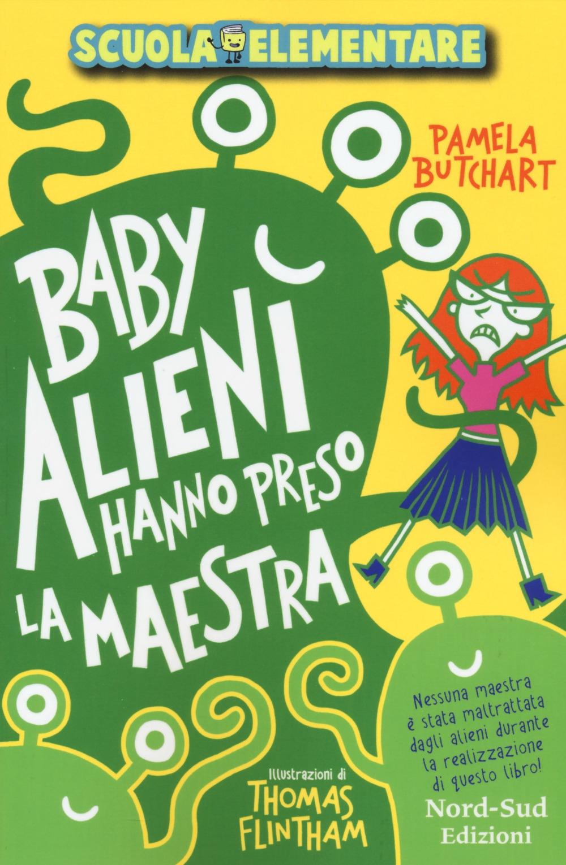 Baby alieni hanno preso la maestra. Scuola elementare