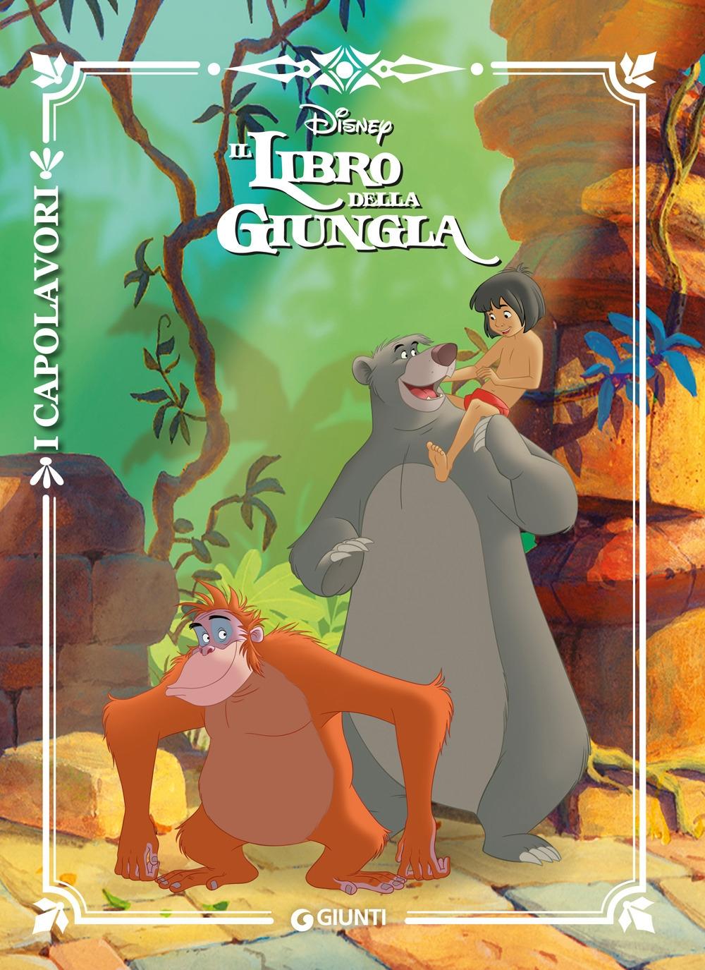 Il libro della giungla. Ediz. a colori