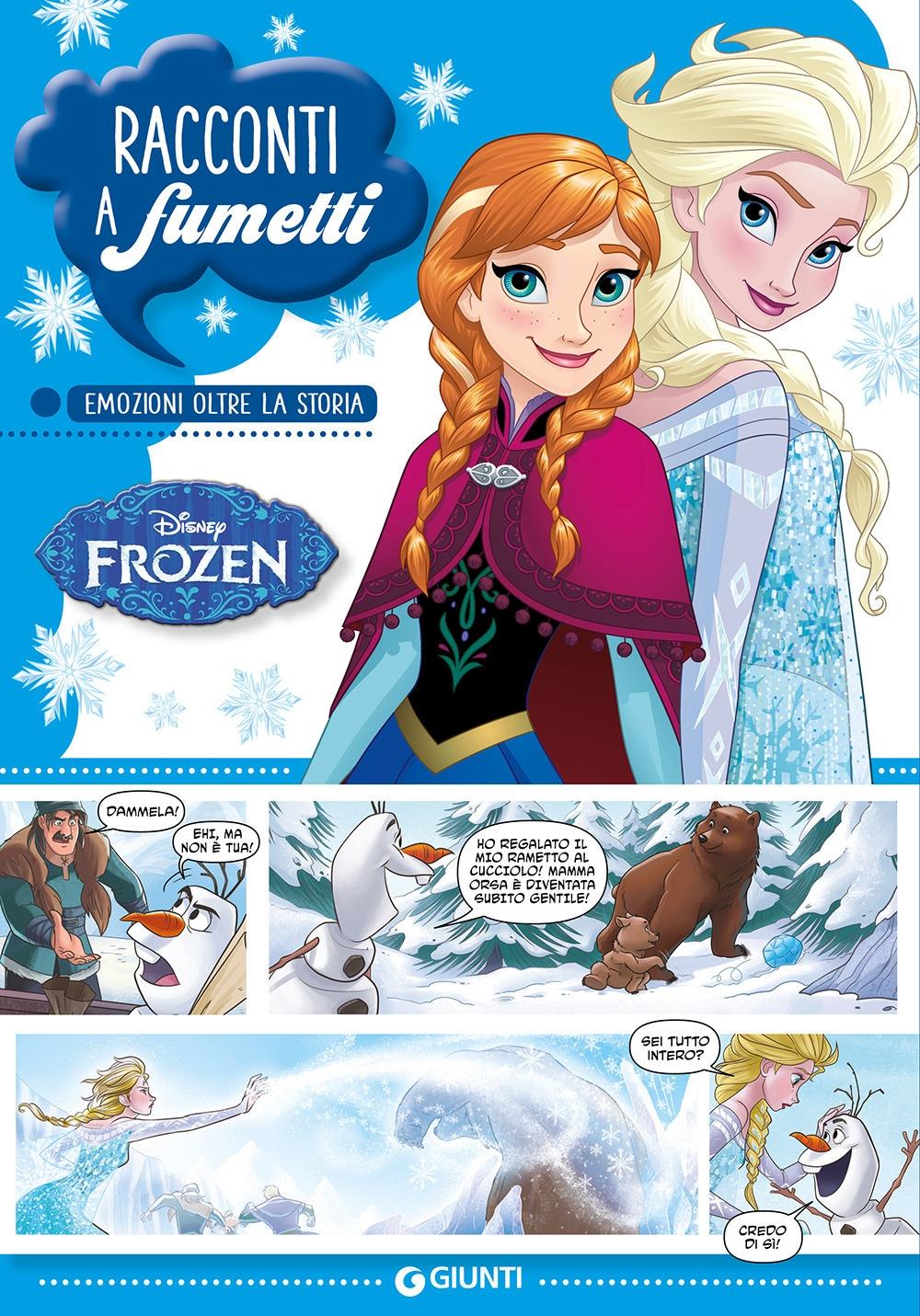 Frozen. Emozioni oltre la storia