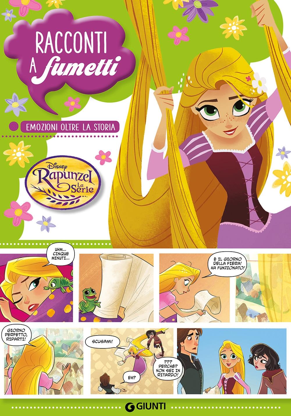 Rapunzel. Emozioni oltre la storia