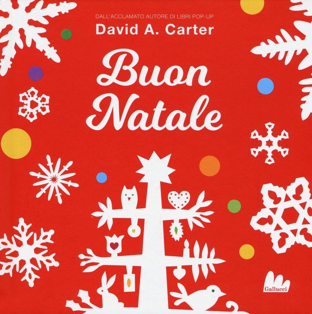 Buon Natale. Libro pop-up. Ediz. a colori