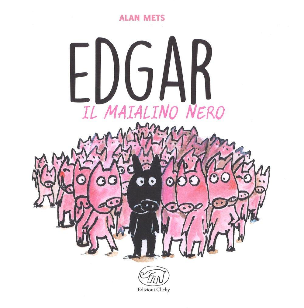 Edgar il maialino nero