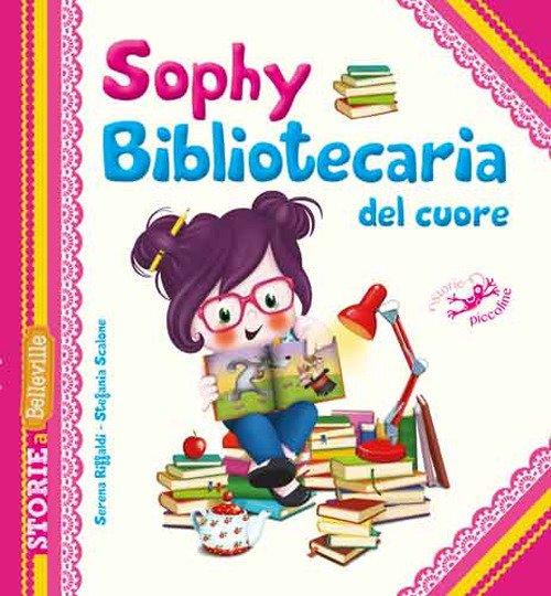 Sophy bibliotecaria del cuore