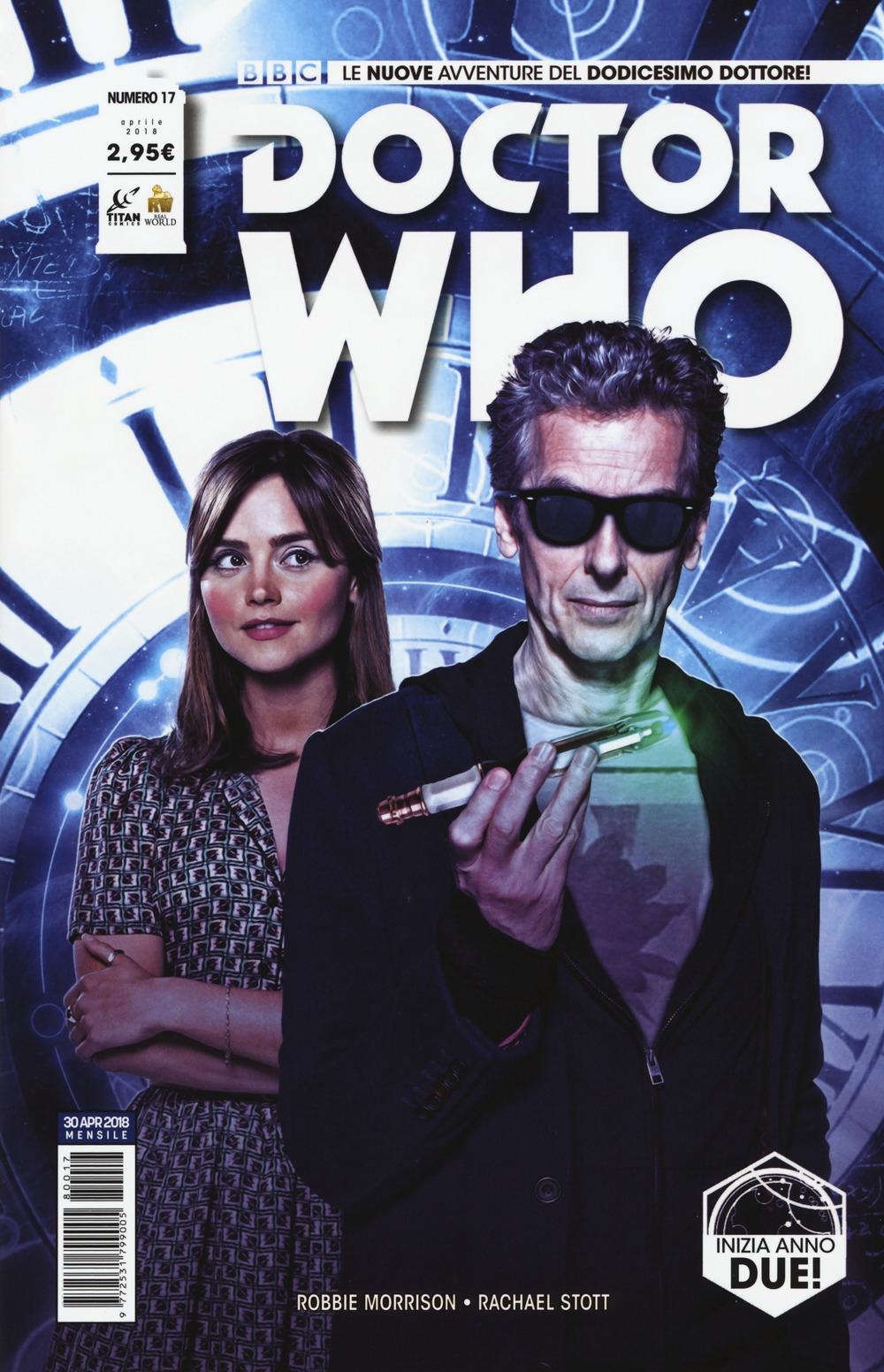 Doctor Who. Le nuove avventure del dodicesimo dottore. Vol. 17