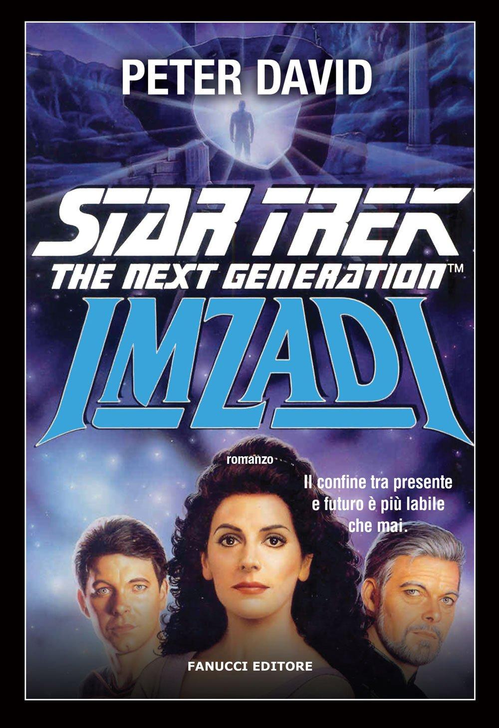 Star Trek. Imzadi