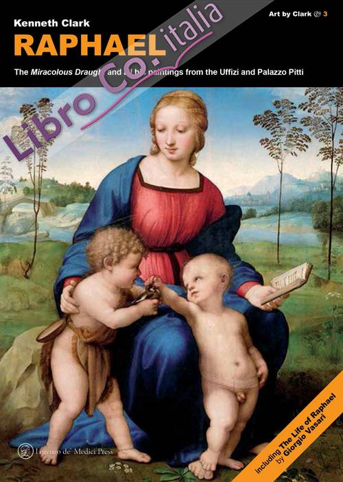 Raphael. «The miracolous draught» and all his paintings from the Uffizi and Palazzo Pitti