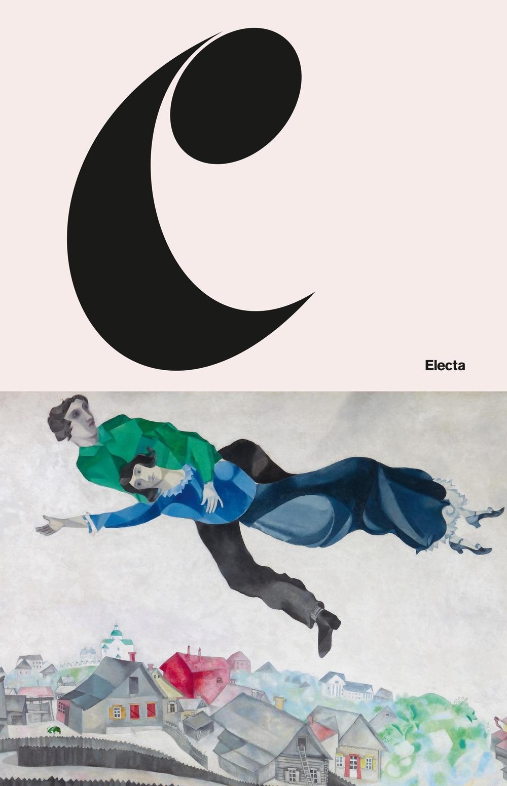 Marc Chagall. L'anima russa del fanciullo cosmico