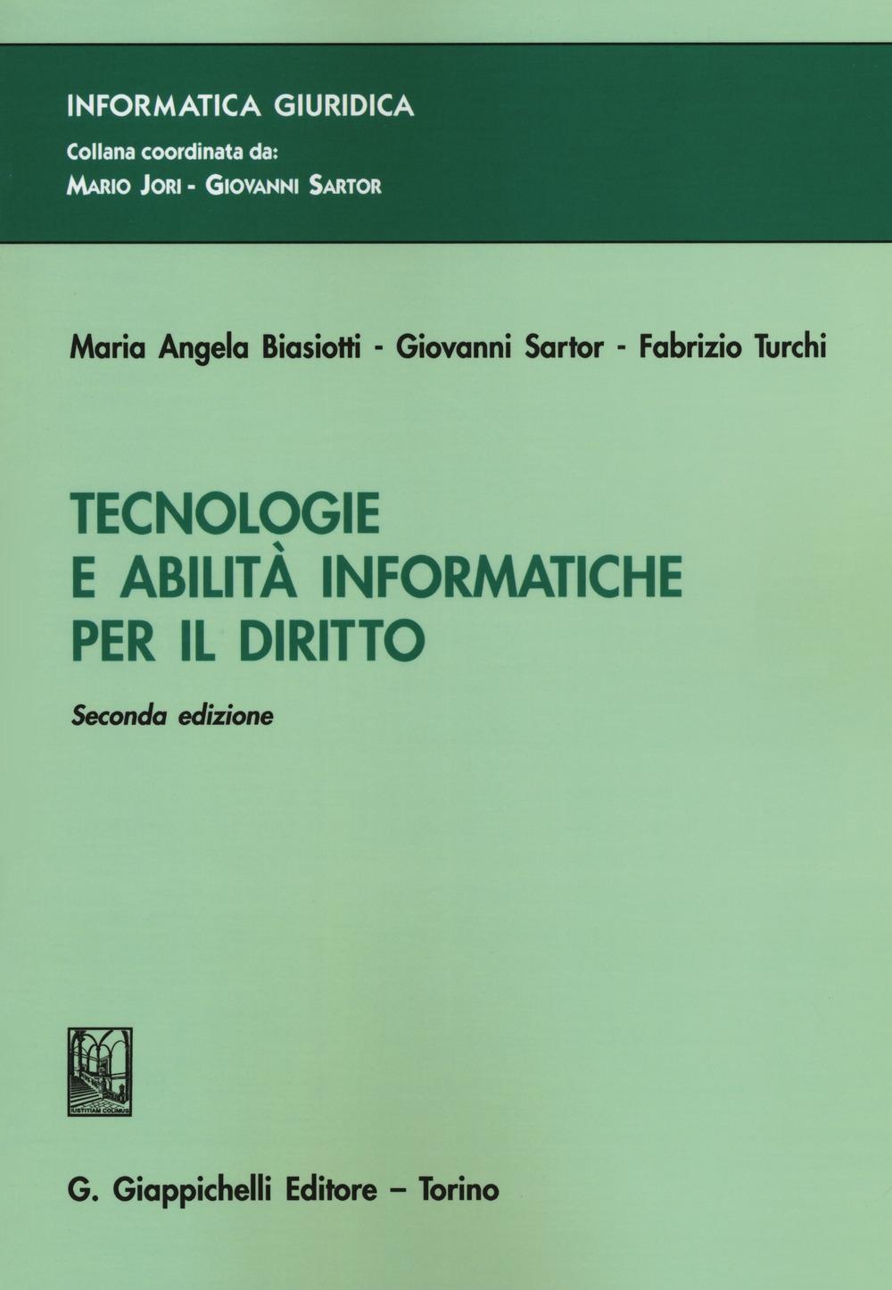 Tecnologie a abilità informatiche per il diritto