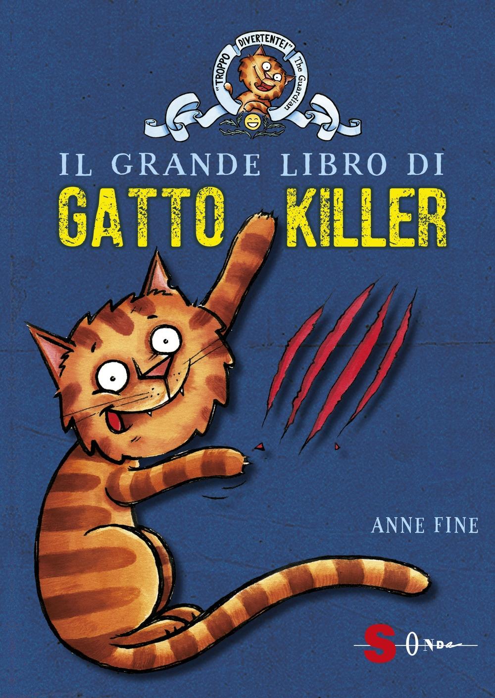 il grande libro di gatto killer