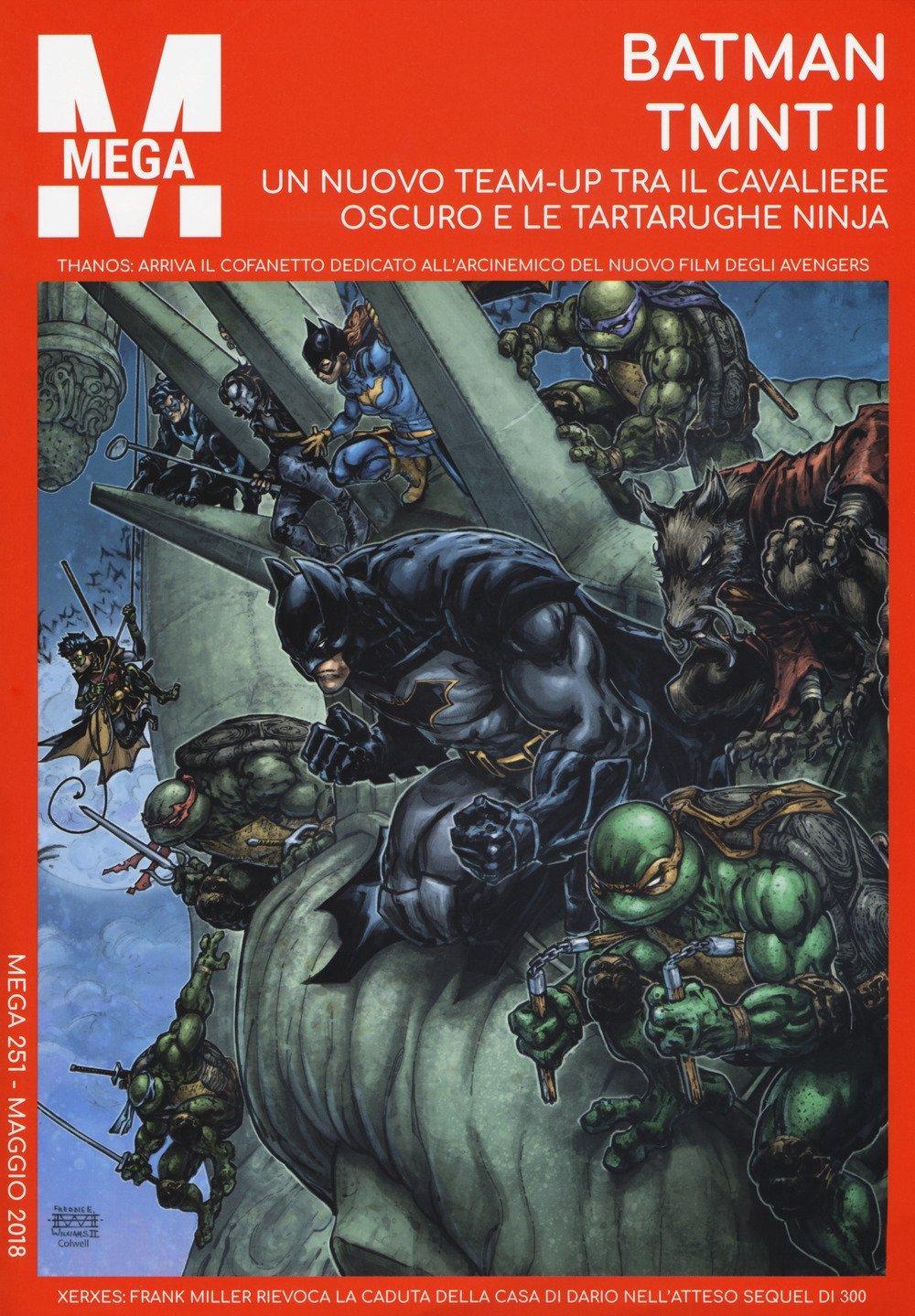 Mega. Vol. 251