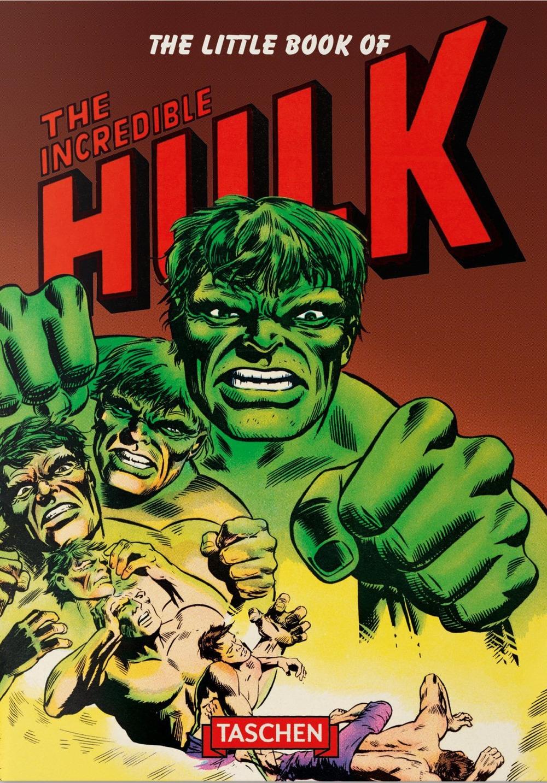 The little book of Hulk. Ediz. italiana, spagnola e portoghese