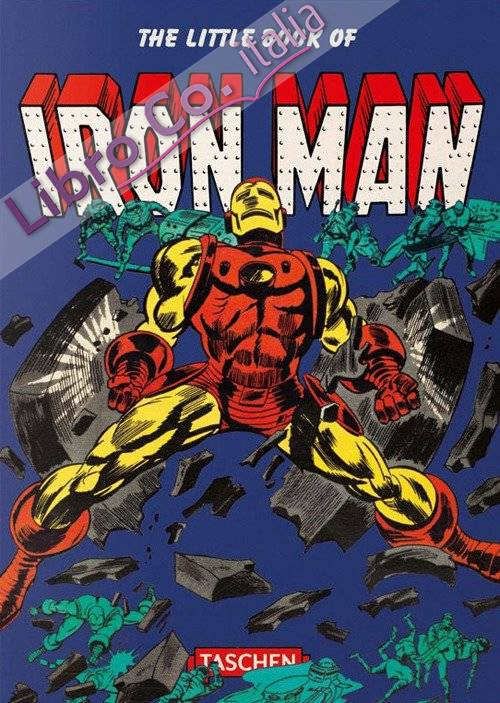 The little book of Iron Man. Ediz. italiana, spagnola e portoghese