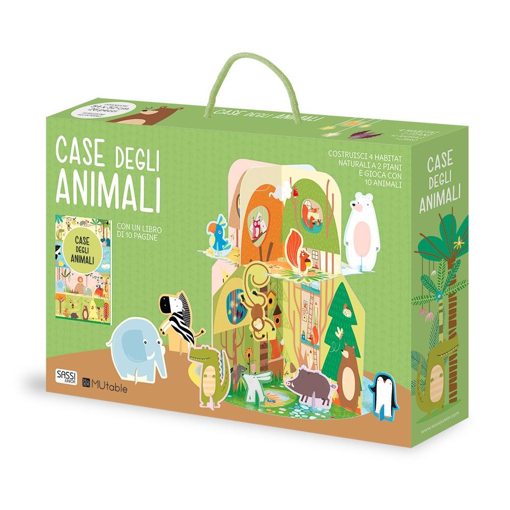 Case degli animali. Ediz. a colori. Con gadget