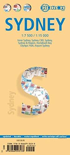Mappa Borch Sydney