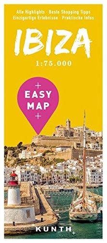 Ibiza easy map 1:75.000