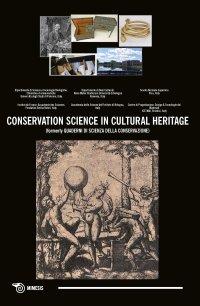 Conservation science in cultural heritage (formerly Quaderni di scienza della conservazione). Vol. 17