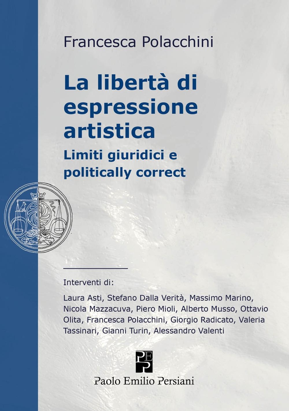 La libertà di espressione artistica. Limiti giuridici e politically correct