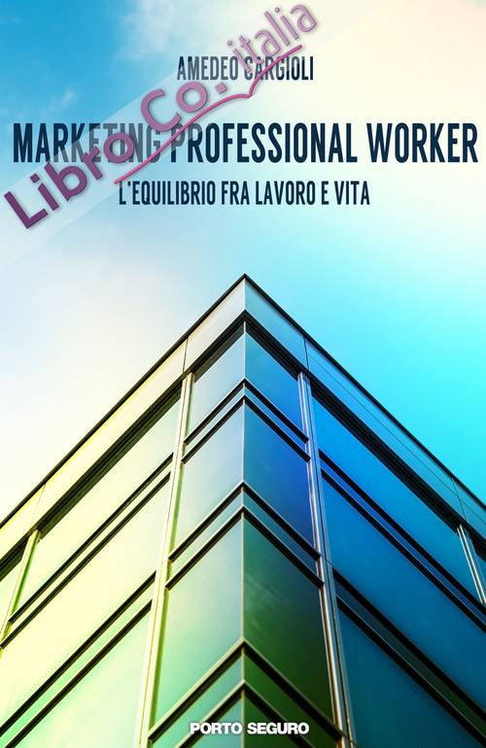 Marketing professional worker. L'equilibrio fra lavoro e vita