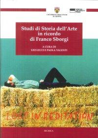 Studi di Storia Dell'Arte in Ricordo di Franco Sborgi