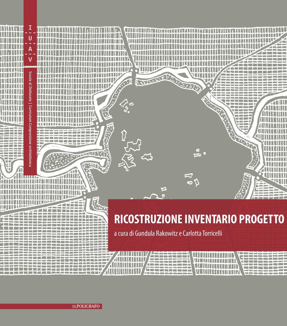 Ricostruzione inventario progetto. Reconstruction inventory Project