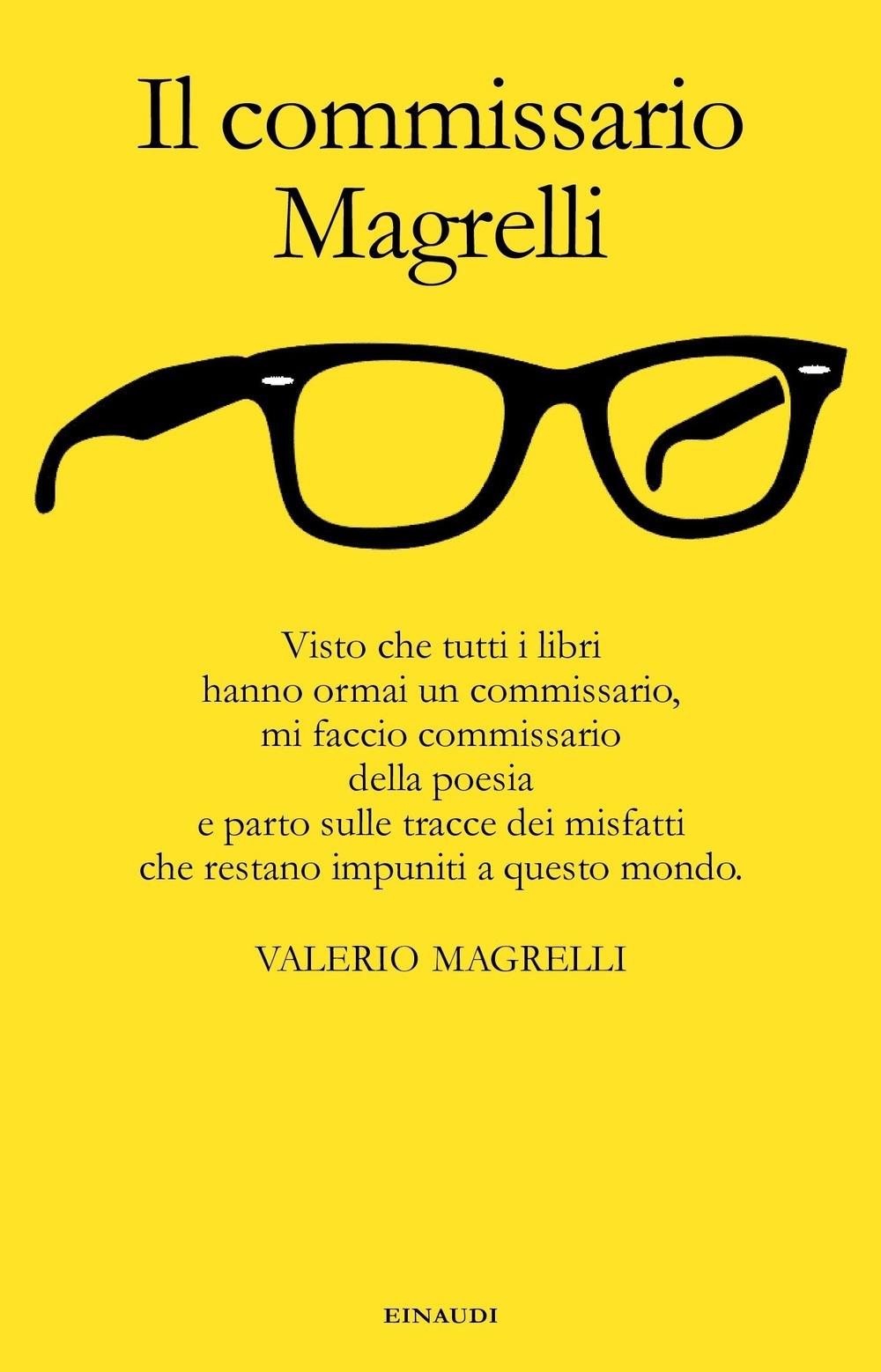 Il commissario Magrelli