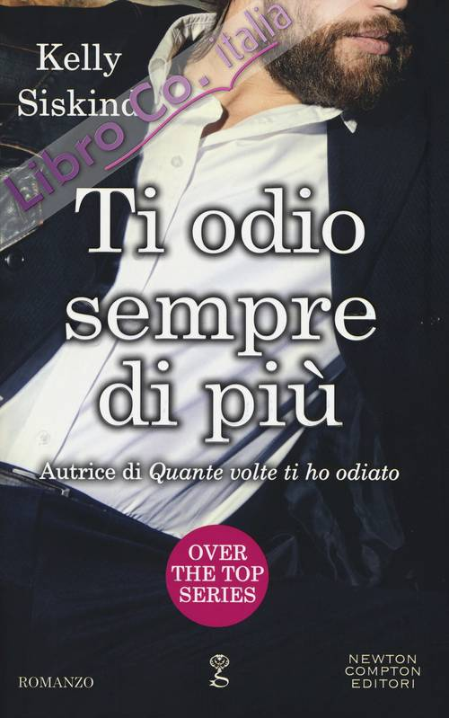 Ti odio sempre di più. Over the top series