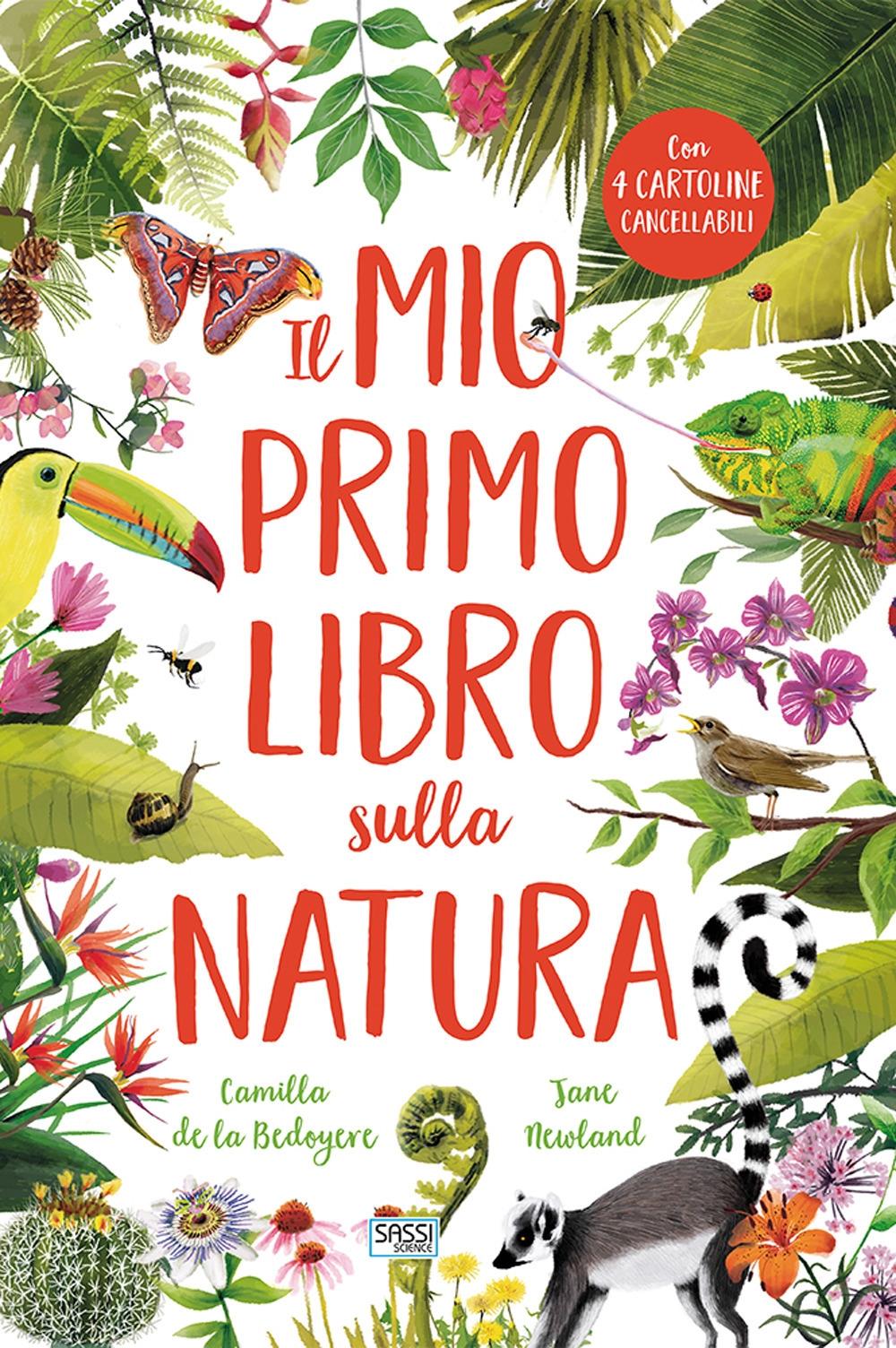 Il mio primo libro sulla natura. Ediz. a colori