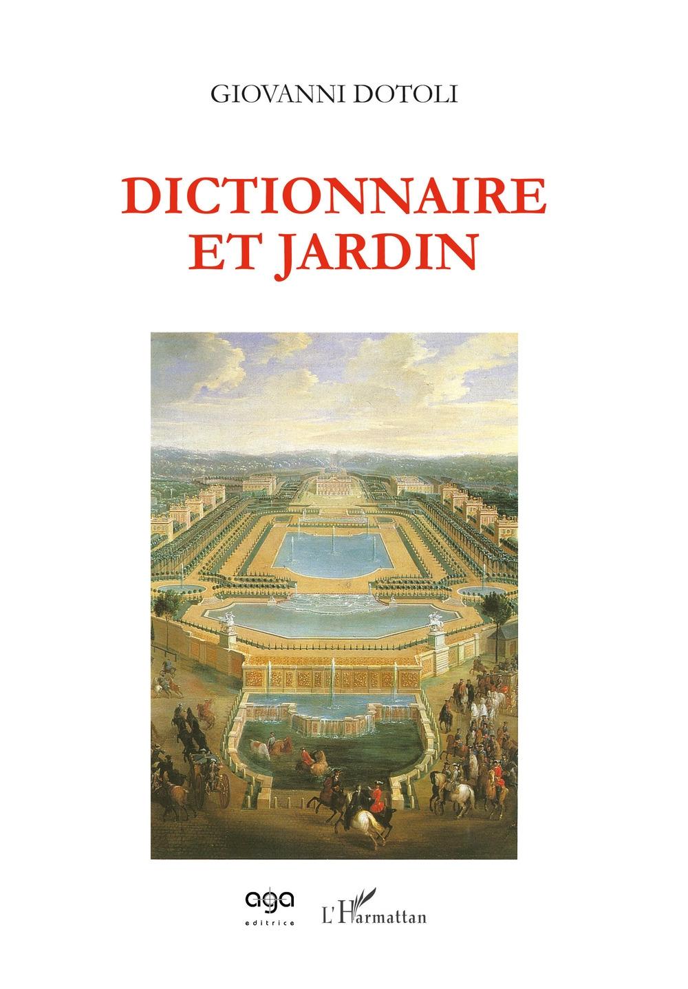 Dictionnaire et jardin