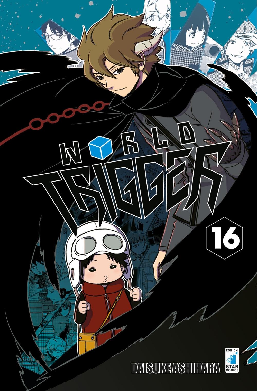 World Trigger. Vol. 16